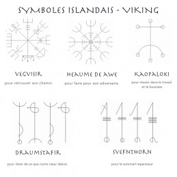 Symboles viking et islandais