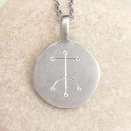 Médaille talisman...