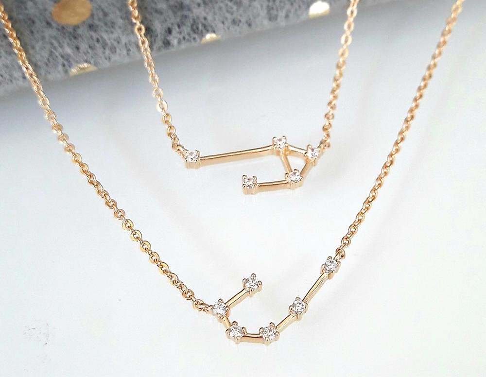 collier astro constellation