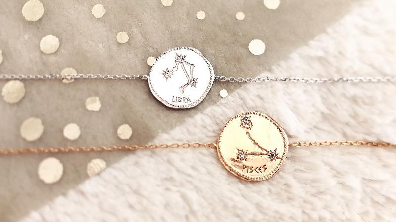 bracelet astro signe du zodiaque